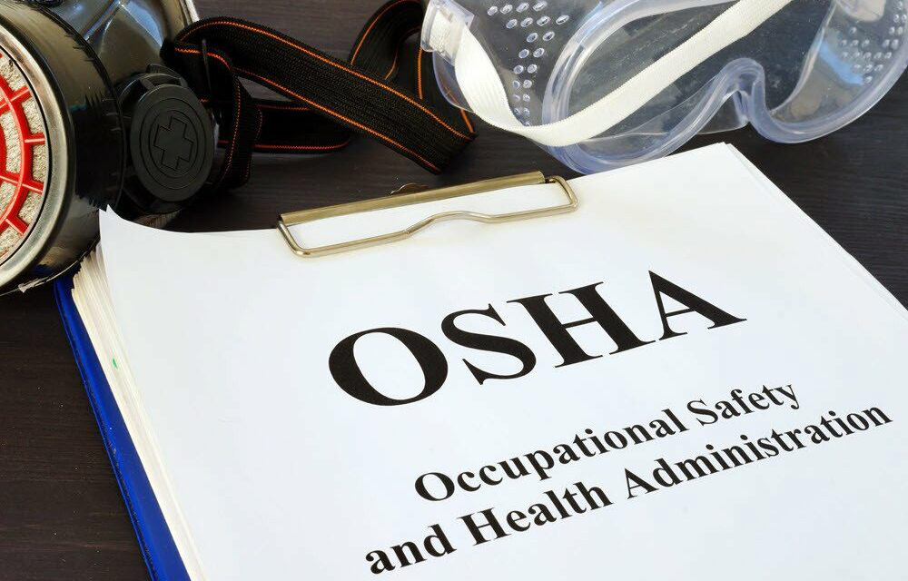Changes to OSHA's Workplace Injury Reporting