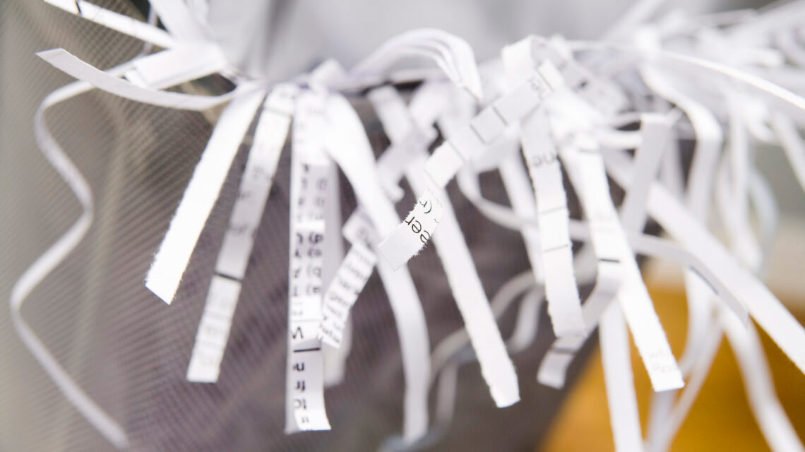 Why Document Shredding is a Must for Any Business